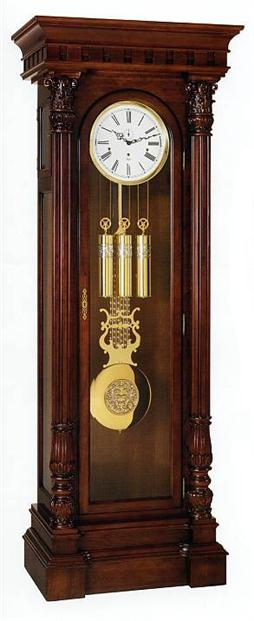 Sligh Grandfather Clock - 0931-2-CC