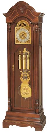 Sligh Grandfather Clock - 0948-4-AN