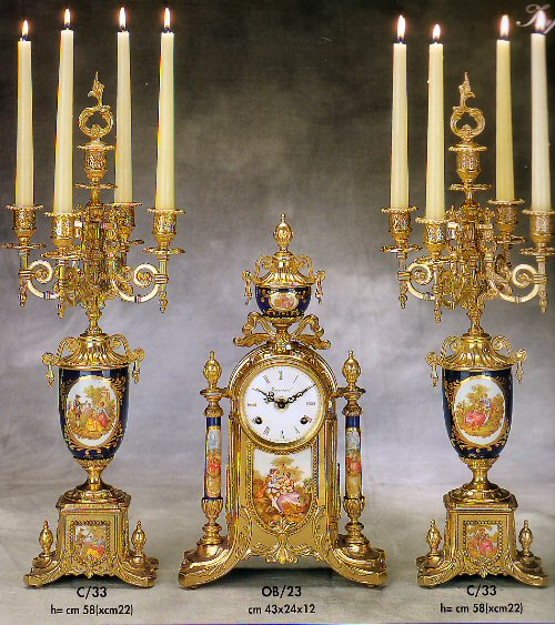 Mantel Clocks - Farbel