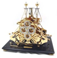 Exquisite Sinclair Harding Clock - H1