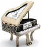 CK265A - Fancy Piano Clock