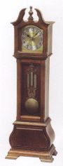 Rhythm Grandfather Clock -  CRH183_UR06